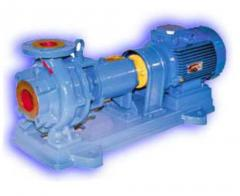 Pump console K50-32-125