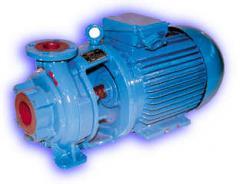 Centrifugal console monoblock pump KM50-32-125