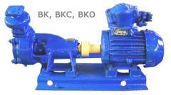 Vortex pump BK 1-16