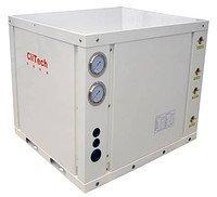 Тепловой насос Clitech 10.5кВт грунт/вода-вода для