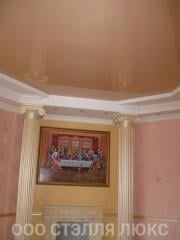 Stretch ceilings in Kiev it is inexpensive.