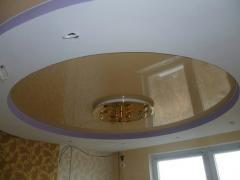 Calculator of stretch ceilings. Kiev.