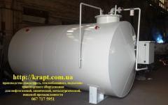 Резервуар для хранения ГСМ 10 м.куб