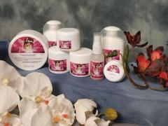 VELVET cream-mousse hypoallergenic without dyes