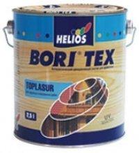 Блакитне покриття BORITEX TOPLASUR  з натуральним