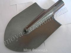 Shovel for digging steel (V-14 code)