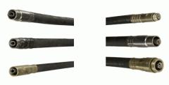Вал гнучкий із бронею до глибинного вібратора 3