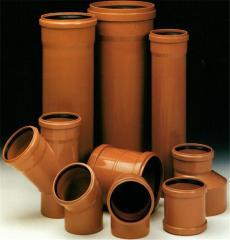 Трубы полиэтиленовые канализационные и...