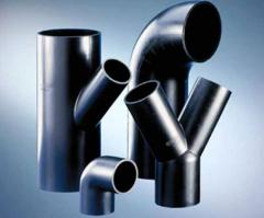 Los tubos de plástic