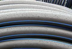 Трубы ПВХ,  трубы полиэтиленовые