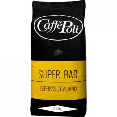 Кофе в зернах Caffe Poli Super Bar