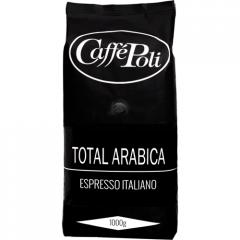 Кофе в зернах Caffe Poli Total Arabica 100% Arabica