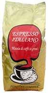 Кофе эспрессо Espresso Italiano Classico 50% арабики, 50% робусты