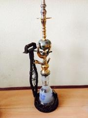 Support for a hookah