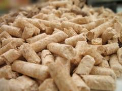 Wood pellets of top quality according to European