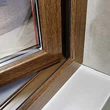 The laminated metalplastic windows to choose the