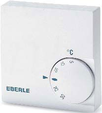 Temperature regulator of Eberle RTR-E 6121
