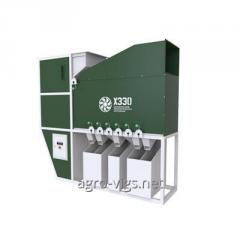 Grain cleaning machine ISM-15,  grain...