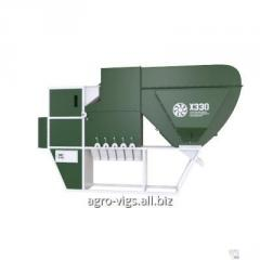 Grain cleaning, grain separator ISM-15 CSC