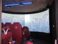 5D Movie theater of 8 places