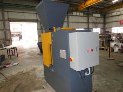 Hyper press for production of a brick TITAN 80-720