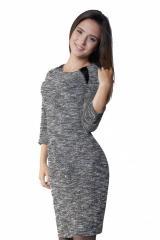 Платье осенее для деловых встреч