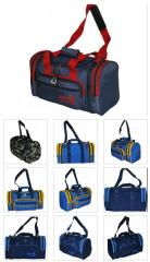 Sports bags from the producer of TM BAGLAND