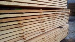 Whetstone of coniferous breeds of a tree (pine,