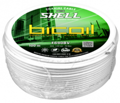 BiCoil cable coaxial F690BV SHELL
