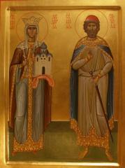Icon family linden Kiev