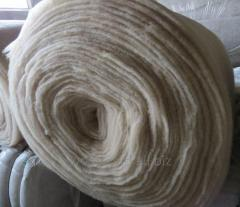 Sherstepon of 70% of wool 30%PEF