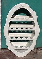 Бутылочница из натурального дерева, Винный шкаф