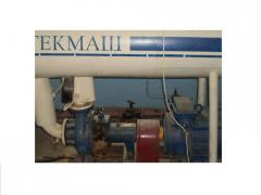Hydrodynamic heater. FLEW hydrodynamic heater 4.