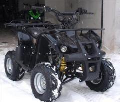 Acxa ATV-110 Toronto Dnipropetrovsk ATV