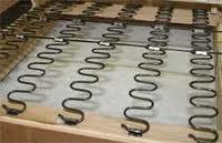 Spring snake for upholstered furniture