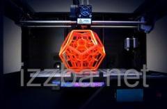 Печать на 3D принтере в Киеве