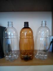 Bottle - the keg of 1 l