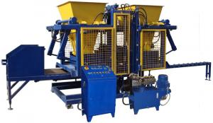 Vibrating press stationary PV-02 - the automatic