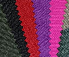 Nylon fabrics in assortmen