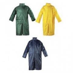 PVH raincoat with polyamide