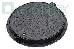 Average manhole of the Artikul:3566 C B125 type
