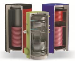Акумуляційні баки (теплоакумулятори)