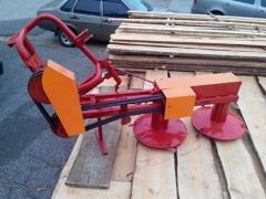 Косилка роторная КТР-1.35 для мини-тракторов,вес