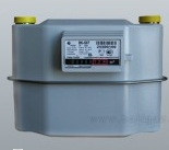 Gas meters of BK-G4 and BK-G4T.