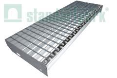 The step pressed 33x33/30x2/800x240 PO