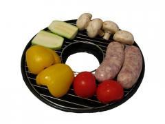 Сковородка гриль для газовой плиты