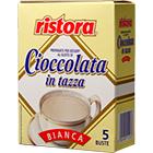 Горячий шоколад Ristora Bianca