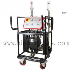 Equipment for a DP-A20 polyurethane foam dusting