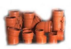 Фасонные части труб, трубопроводов