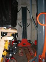 Piler manual hydraulic 1TX1,6M SECOND-HAND